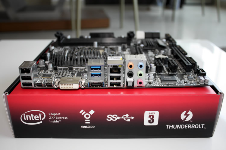 motherboard package